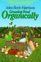 Growing Food Organically