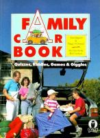 Family Car Book