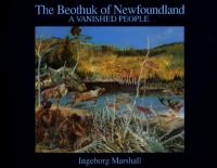 The Beothuk of Newfoundland