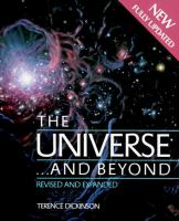 The Universe-- and Beyond