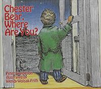 Chester Bear, Where Are You?