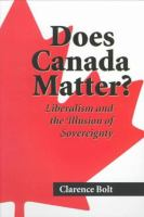Does Canada Matter?