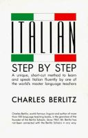 Italian Step By Step