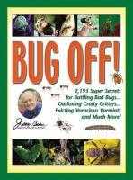 Jerry Baker's Bug Off!