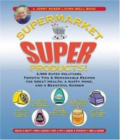 Supermarket Super Products!