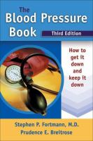 The Blood Pressure Book