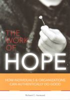 The Work of Hope