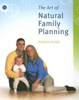 The Art of Natural Family Planning