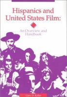 Hispanics and United States Film