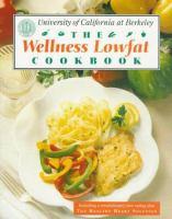 The Wellness Lowfat Cookbook
