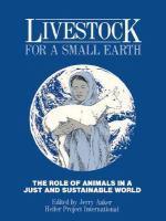 Livestock for A Small Earth