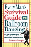 Every Man's Survival Guide to Ballroom Dancing
