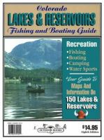 Colorado Lakes & Reservoirs Fishing And Boating Guide