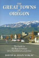 The Great Towns of Oregon