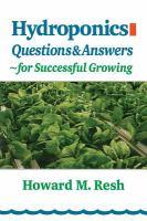 Hydroponics Questions & Answers