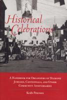 Historical Celebrations
