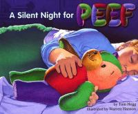 A Silent Night for Peef