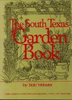 The South Texas Garden Book