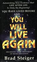 You Will Live Again
