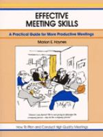 Effective Meeting Skills