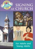 Signing at Church