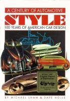 A Century of Automotive Style