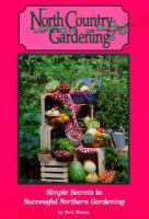 North Country Gardening