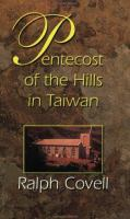 Pentecost of the Hills in Taiwan
