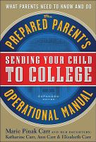 The Prepared Parent's Operational Manual