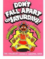Don't Fall Apart on Saturdays!