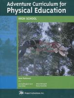 Adventure Curriculum for Physical Education