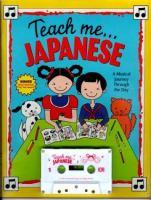 Teach me-- Japanese