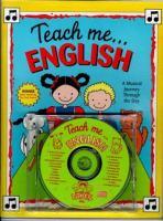 Teach Me-- English