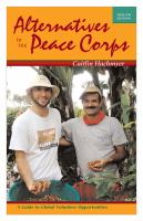 Alternatives to the Peace Corps
