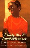 Daddy Was A Numbers Runner