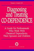 Diagnosing and Treating Co-dependence