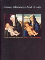 Giovanni Bellini and the Art of Devotion