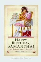 Happy Birthday, Samantha!