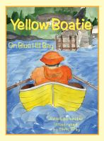 Yellow Boatie on Blue Hill Bay