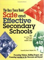 Safe and Effective Secondary Schools