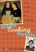 Good Cooking Habits