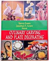 Harvey Rosen, Jonathan S. Rosen Present Culinary Carving and Plate Decorating