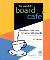 The Best of the Board Café
