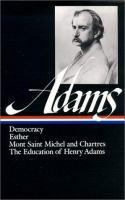 Novels Mont Saint Michel, The Education