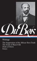 W.E.B. Du Bois, Writings