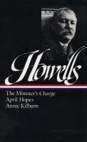 Novels, 1886-1888 (Library of America ; 44)