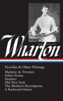 Novellas and Other Writings