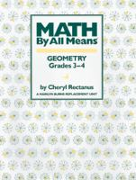 Math by All Means, Geometry Grades 3-4