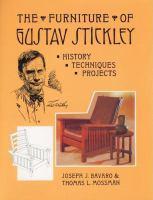 The Furniture of Gustav Stickley