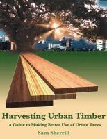 Harvesting Urban Timber